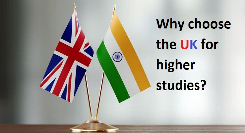 Why choose the UK(United Kingdom) for higher studies - Glion Overseas