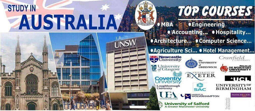 overseas education consultant - study in australia